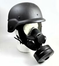 Premium Nbc Gas Mask - Polish Mp5 Gas Mask Full Face Military & Police w/Filter