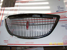 1997 1998 LINCOLN MARK VIII GRILL OEM USED WORN OFF CHROME Radiator Grill Front