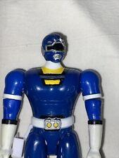 Vintage Power Rangers - Turbo Blue Ranger Action Figure Bandai 1997 Rare!