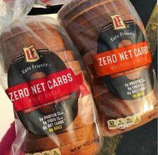 2  Loafs of ALDI L'OVEN FRESH Keto Wheat and Multiseed Bread ZERO Net Carbs
