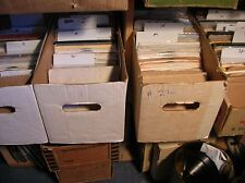 "Lot 25 Pop Rock R&B 7"" 45s vinyl records nice fun selection in sleeves jukebox"
