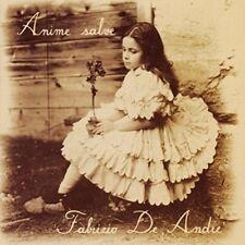 FABRIZIO DE ANDRE' - ANIME SALVE - CD SIGILLATO JEWELCASE