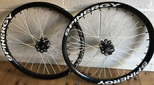 Spinergy Fall Line 26 Inch Wheelset Hubs Rims French Like Crossmax