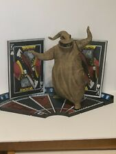 "2006 Disney Neca Select The Nightmare Before Christmas OOGIE BOOGIE 10"" Custom"