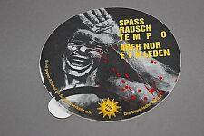 Aufkleber Sticker Bayerische Polizei