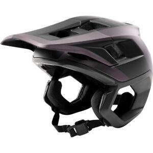 Fox Dropframe Helmet - Black Irid