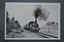 R&L Postcard: Modern Tom Heavyside Card, Embsay Steam Railway