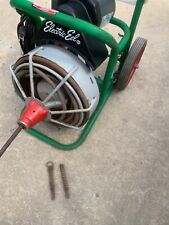 Electric Eel Model E Plumbing Drain Snake Rooter Auger