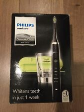 Philips Sonicare Diamond Clean Electric Toothbrush Black Edition