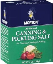 Mortons Pickling Salt For Those People Who've Been Looking Everywhere 1.8 Kg 4lb