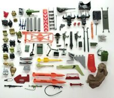 Original Vintage GI Joe Figure & Vehicle Replacement Parts - Choose Your Item!