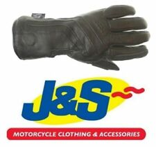 Vêtements noirs iXS pour motocyclette