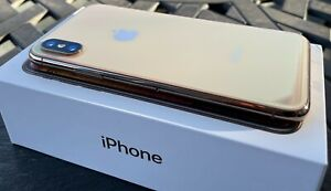 Apple iPhone XS - 256GB - Gold - Unlocked