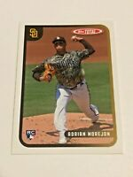 2020 Topps Total Baseball Wave 9 Rookie - Adrian Morejon RC - San Diego Padres