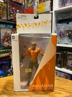 "DC Direct Toys New 52 JLA Justice League of America AQUAMAN 6"" Figure New"