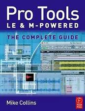 Pro Tools LE and M-Powered: The complete guide-ExLibrary