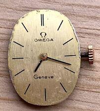 Omega Geneve Cal. 625 FUNCIONANDO hand manual vintage 19 mm swiss reloj