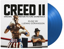 Creed 2 Motion Picture Soundtrack Limited Edition Numbered BLUE Vinyl LP