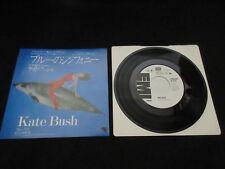 Kate Bush Symphony in Blue Japan Promo White Label Vinyl 7 inch Single 1979 PROG
