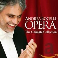 Andrea Bocelli - Opera The Ultimate Collection CD (2014)