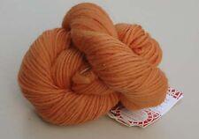 Diamond Select Pure Wool Roving Yarn 100g SAFFRON / AMBER #238