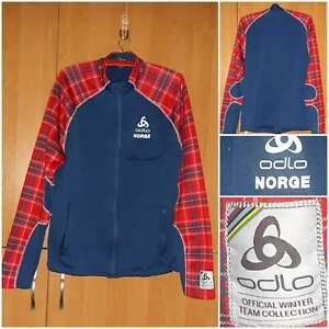ODLO NORGE OFFICIAL WINTER TEAM COLLECTION  Sport Ski Jacket .Size XXL