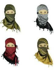 Men and Women Tactical Military Shemagh Cotton Desert Scarf Keffiyeh Head Wrap