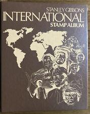 Stanley Gibbons International Stamp Album (1979)