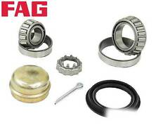 Audi 100 Series 4000 Coupe Fox VW Cabrio Dasher Scirocco Rear Wheel Bearing Kit