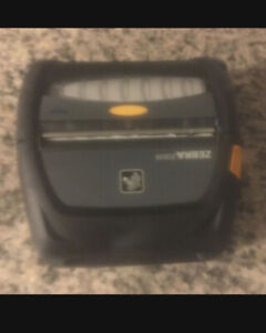 zebra printer ZQ520 Zebra technologies corporation black