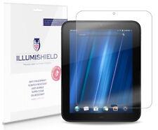 iLLumiShield HD Screen Protector w Anti-Bubble/Print 2x for HP TouchPad