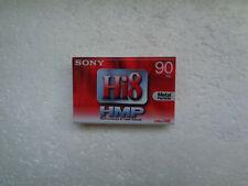 Cassette Vierge pour Camescope Hi8 SONY HMP 90 - Hi 8 Neuf