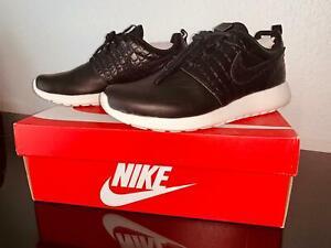 Nike Roshe One LX Sneaker Echtleder Women/ Damen Gr. 9/40,5 Schwarz