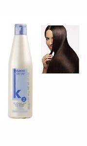 Salerm Keratin Shot NO.2 Long Lasting Straigthening Cream 500ml 17.3oz