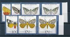 591173) Bund Paare Nr.1602-6** Schmetterl. M€ 48,00€