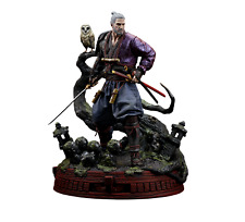 "The Witcher III 3 Geralt Ronin Polystone Statue Figure 12"" Tall Monster Hunter"