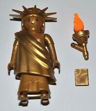 S12M09 Estatua de la libertad playmobil,serie,9242,statue of Liberty