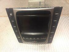LEXUS GS450H GS 450 H principal Navigation Touch Ecran d'affichage écran