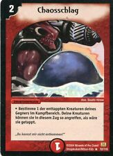 Duel Masters-Karte - Chaosschlag