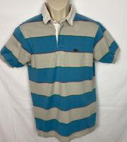 LACOSTE Men's Golf Shirt Size XL Short Sleeve Cotton Polo Multicolor
