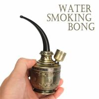 Mini Water Bong Herb Smoking Tools Tobacco Hookah Shisha Nargila