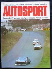 Autosport February 24th 1972 *Datsun 240 Z road test*