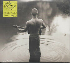 Sting The Best Of 25 Years CD NEU Englishman In New York Message In A Bottle