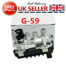 G-59 6NW009550 767649 Turbo Electric Actuator Ford Transit Custom 2.2 TDCi 12-18
