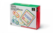 Nintendo classic mini super famicom console Japan ver., NEW