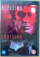 Crucero DVD ~1980 Culto Gay Escena S&M Serial Killer Suspense Clásico Raro