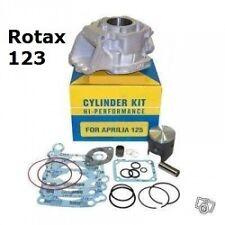 Kit cylindre piston Aprilia 125 RS Rotax 123