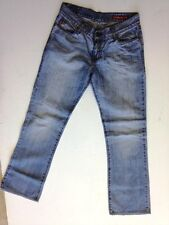 Miss Sixty Style Tommy One Jeans Hose Hellblau Stonewashed W29 L32