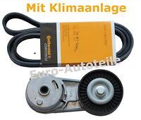Keilrippenriemen-Satz+Riemenspanner SAAB 9-3 YS3F 1.8 2.0 T XWD 24430296 5PK1030