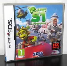 PLANET 51 IL VIDEOGIOCO GIOCO NUOVO PER NINTENDO DS 3DS EDIZIONE ITALIANA PG625